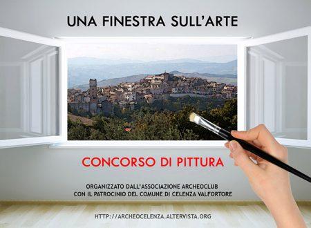 I Concorso di pittura 'Una finestra sull'Arte'