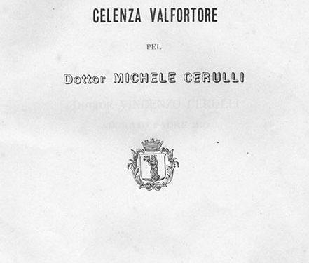Le Condizioni igienico – sanitarie di Celenza Valfortore nel 1911