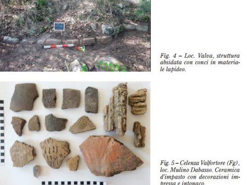 Le esperienze di field survey a Celenza Valfortore e Castelnuovo della Daunia